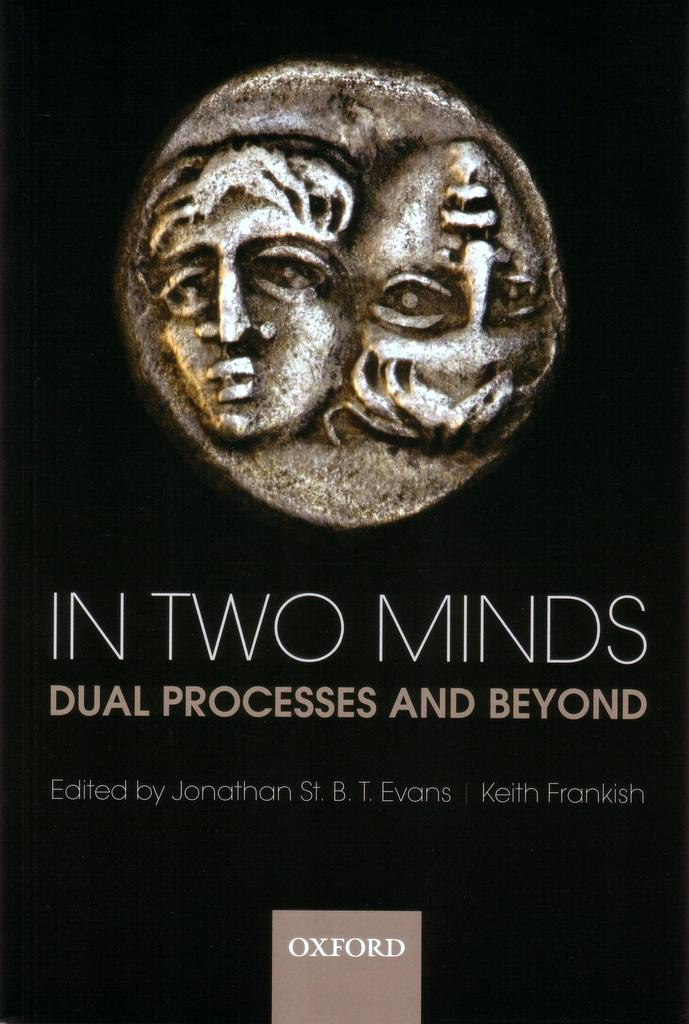 In Two Minds front cover